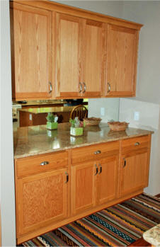 Kitchen remodeling project in Cosmopolis, WA